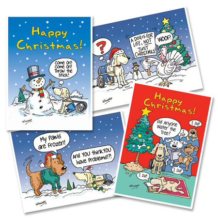 Borko Christmas Cards